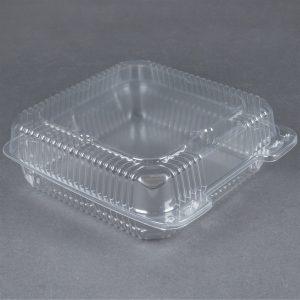 contenedor cristal 22x22x8 cm
