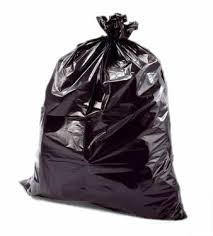 Bolsa negra para basura