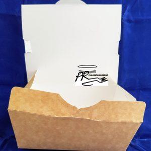 Cajas para llevar de cartón